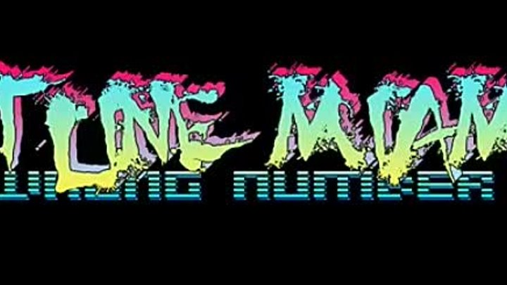 Hotline Miami 2- Wrong Number (Confirmed Soundtrack) - M.O.O.N. - Dust
