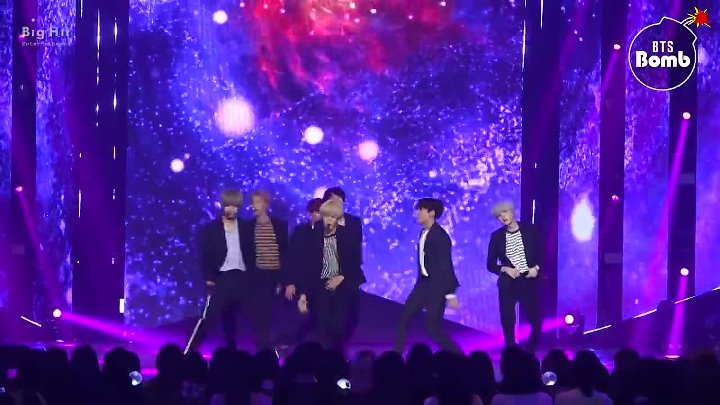 BTS - Tomorrow Special Stage
