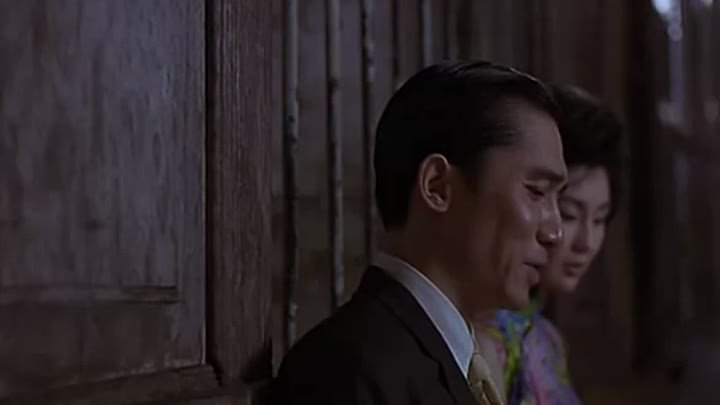 In The Mood For Love by Wong Kar Wai with English Subtitle.webm