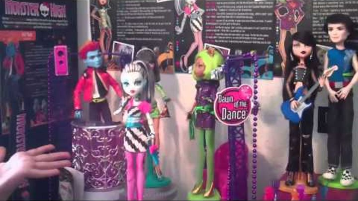 Monster High Doll Collection Update!!