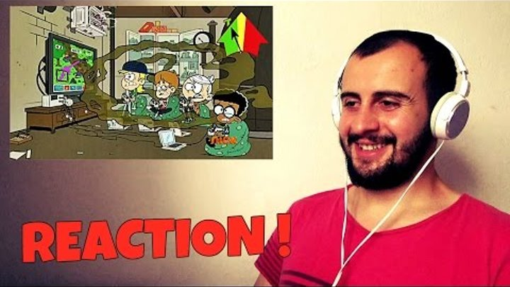 THE GREEN HOUSE - The Loud House (Episode 11b) (REACTION)