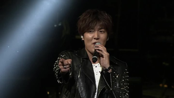Lee Min Ho - Love Motion