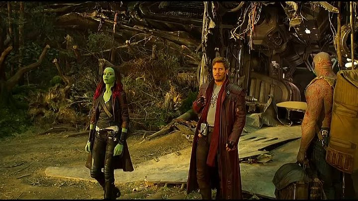 Marvel's Guardians Of The Galaxy Vol. 2 - Official® REMASTERED Teaser Trailer [2017] (2K QUAD-HD)