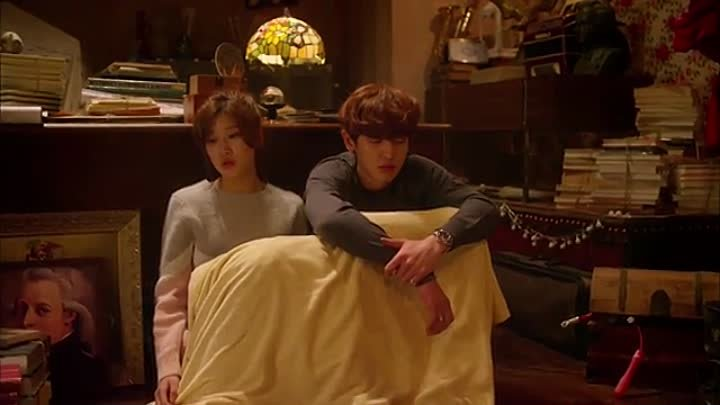 EXO по соседству _ EXO Next Door [13_16] GREEN TEA
