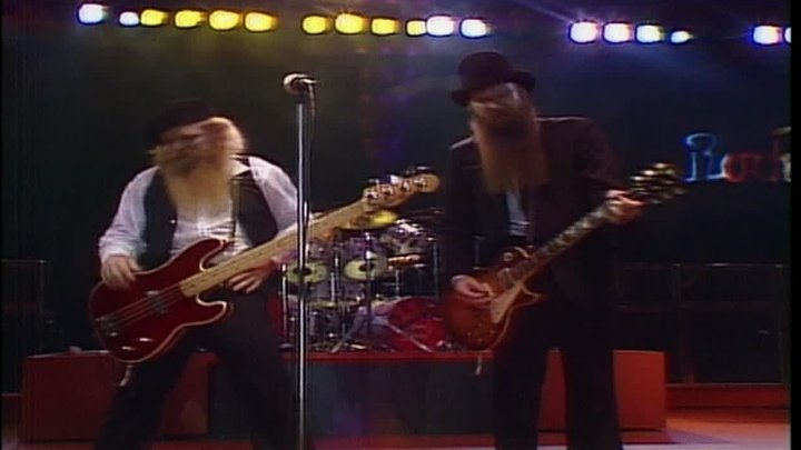 ZZ Top - Beer Drinkers And Hell Raisers (1973) [Live At Rockpalast 1980]
