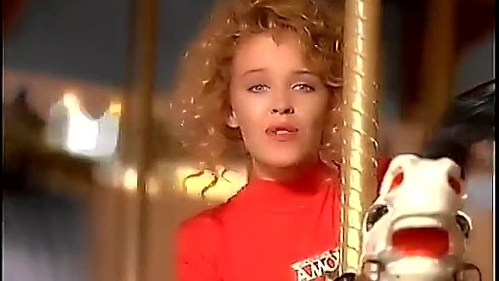 Kylie Minogue. Got To Be Certain. 1988