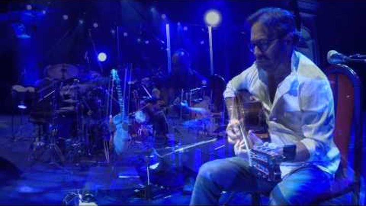 "Al Di Meola Beatles and More Live in Warsaw - ""Because"""
