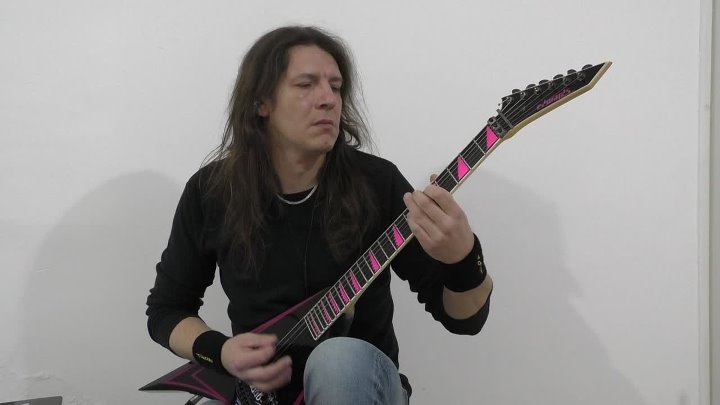 Dio - Holy Diver ( Full Cover)