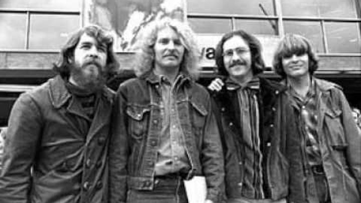 Creedence Clearwater Revival: Before You Accuse Me