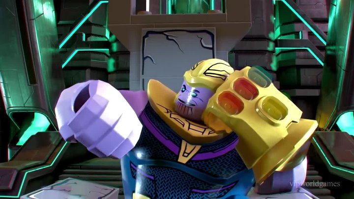 LEGO Marvel Super Heroes 2 - дополнение Infinity War