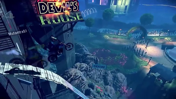 Trials Rising - Gameplay Preview - PlayStation Live From E3 2018