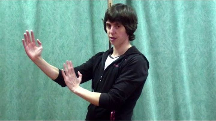 Wing Chun Kung Fu for beginners. Lesson 1 – Basic stances with English Subtitles