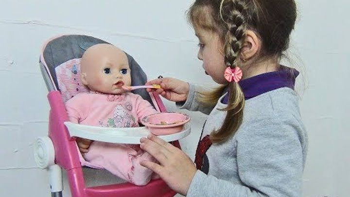 Baby Annabell Interactive Doll for kids