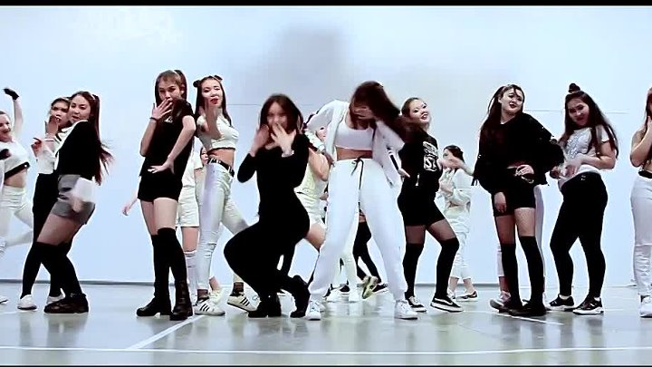 Айдана Дека & Deka Dance studio - Dua Lipa Blow Your Mind