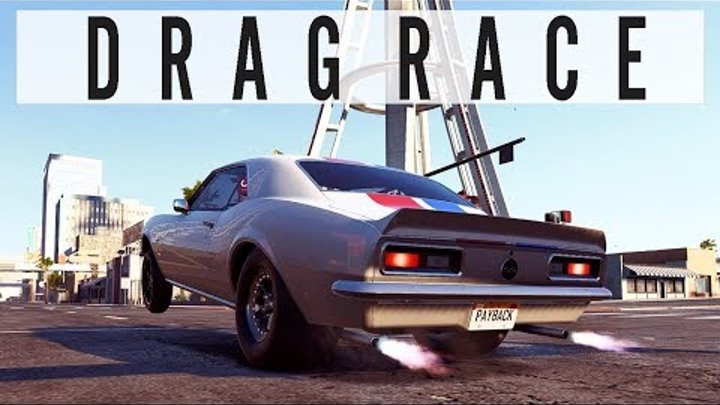 Need for Speed Payback [TR] : Story Drag Race Part 11