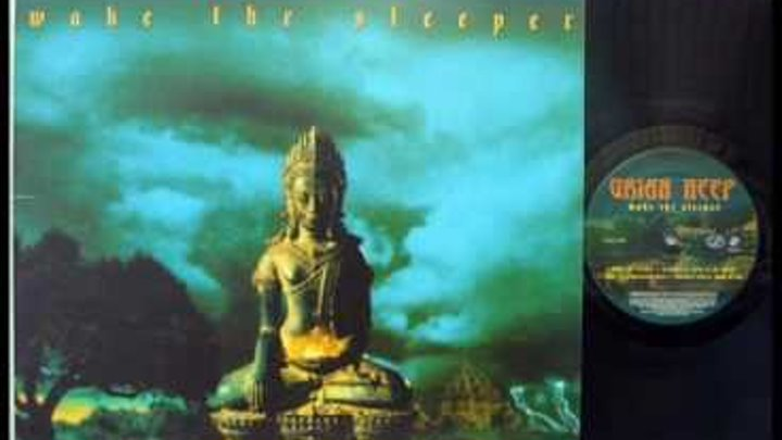 Uriah Heep ''Wake The Sleeper'' (2017 edit)