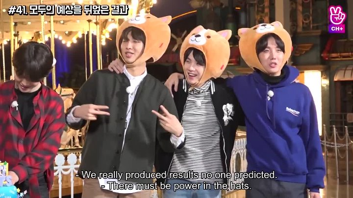[ENG SUB] BTS - Run BTS! 2018 EP 51 -- Behind the scene