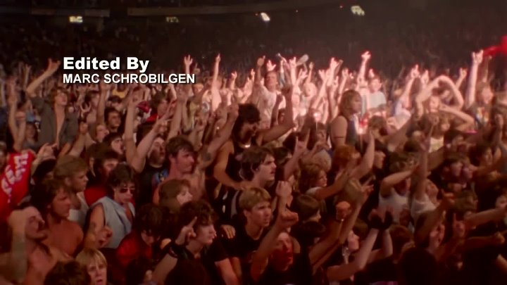 DIO - 16. We Rock - (FINDING THE SACRED HEART - LIVE in PHILLY - 1986) - SRF / BF*R