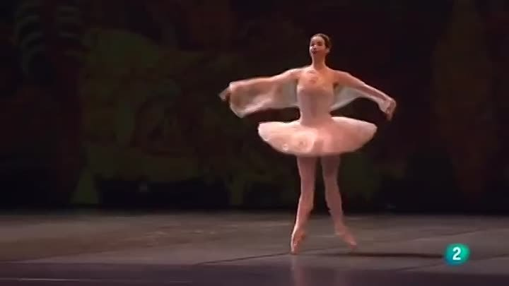 Анастасия Колегова Чайковский Пётр Ильич Bolshoi, Mariinnsky and Mikhailovsky ballet gala in Madrid 2011-Обрезка 01