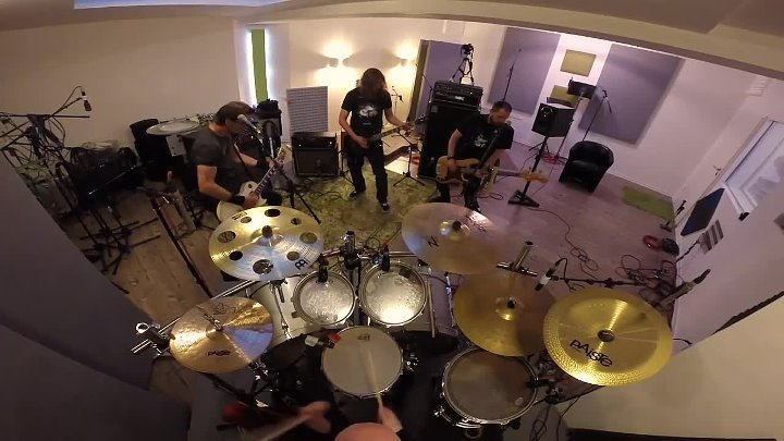 Perzonal War Salvation Live - Gernhart Studio Session