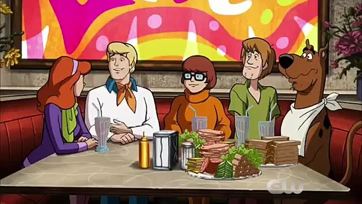 """Supernatural on Instagram_ """"They have a mystery to solve! Dont miss #Scoobynatu"""