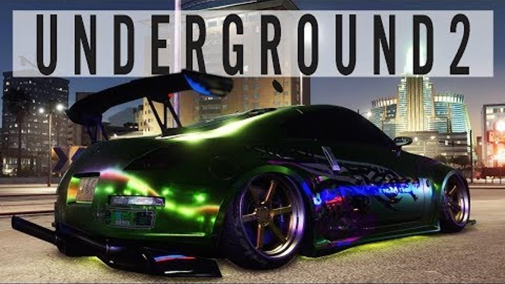 Need for Speed Payback [TR] : Story Part 20 (Underground 2 Car)