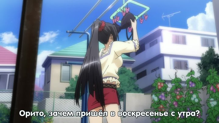 Уж не зомби ли это (Kore wa Zombie Desuka of the Dead) OVA-2 [Хардсаб]