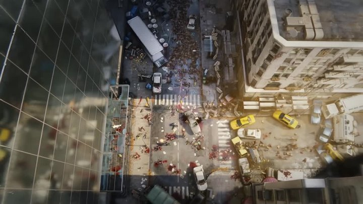 World War Z – Introducing The Horde ¦ PS4