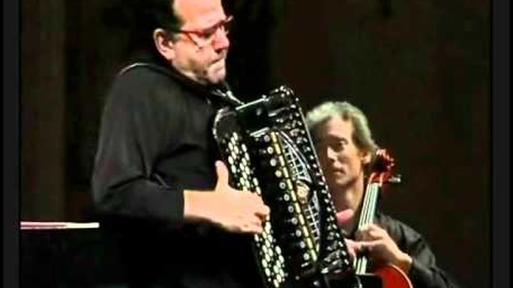Astor Piazzolla: OBLIVION. Richard Galliano