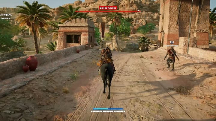 Assassin's Creed Origins | серия 51 | Гробница Смехкары | Eeyoo Sekedoo Aat