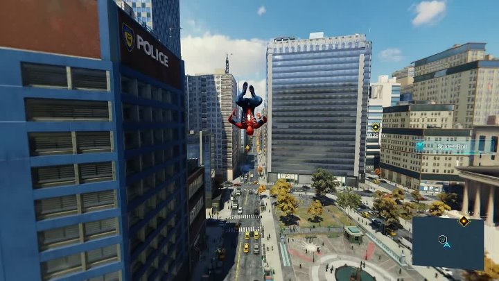 Inside Marvel's Spider-Man - How Insomniac Perfected Web-Swinging ¦ PS4