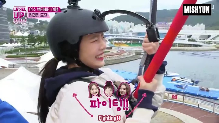 [SUB ESP] Red Velvet - Level Up! Project S2 Ep. 27