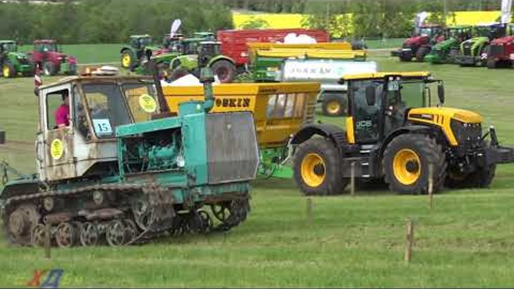 T150 vs JCB | VICTORY !!!? ||Tractor drag race ||| Tractor Show