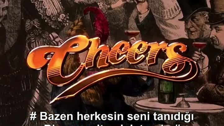 Cheers 3.Sezon 14.Bölüm Türkçe Altyazılı The Heart Is a Lonely Snipehunter