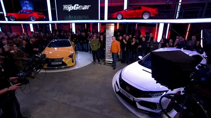 Top Gear - SS 25 2018 Ep 3