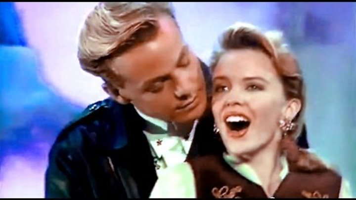 Especially For You - Kylie Minogue & Jason Donovan | Full HD |