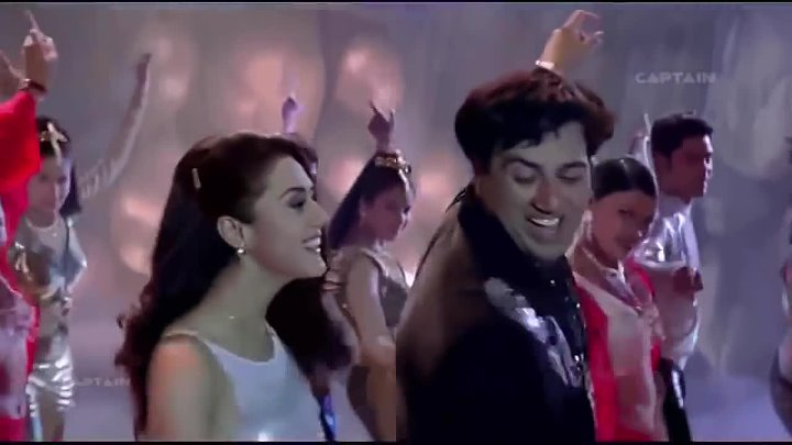 Dola Dola - HD Video Song - Farz Movie - Sunny Deol, Preity Zinta