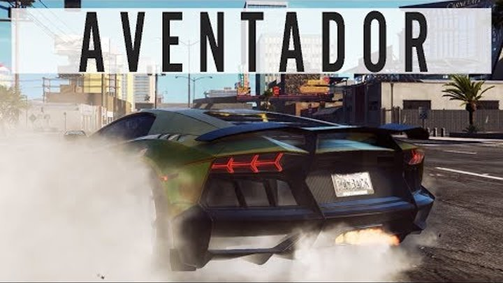 Need for Speed Payback [TR] : LAMBORGHİNİ AVENTADOR (GOLD) #33