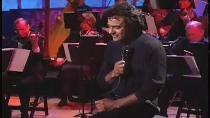 Johnny Mathis - «How Do You Keep The Music Playing» / Live version /