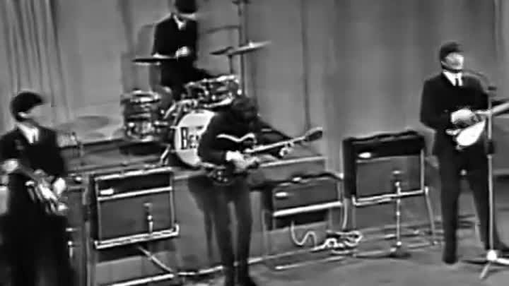 THE BEATLES LIVE DOING ROYAL SHOW (LIVE ) (1963)