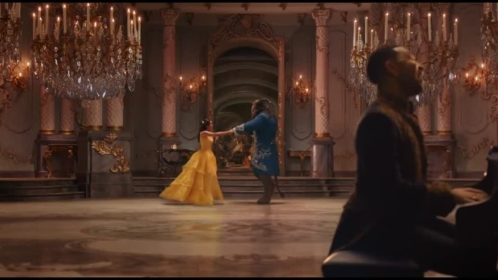 Beauty and the Beast (From _Beauty and the Beast__Official Video)