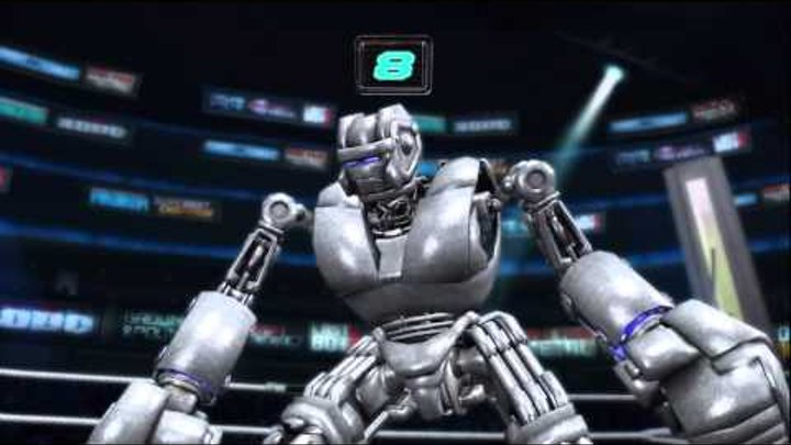 Real Steel - Gameplay (Xbox 360) HD 720p