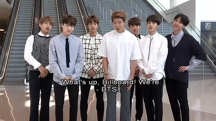 2017 BBMAs BEHIND STORY Disc 5 pt. 6