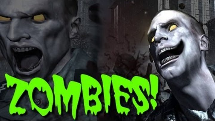 ZOMBIE APOCALYPSE!!! Live Streams 11/15/11