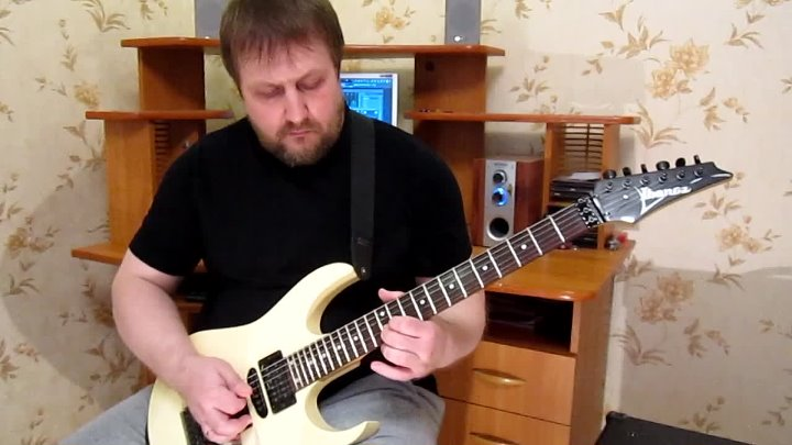 SYMPHONIC METAL SHRED GUITAR SOLO (FULL VERSION ON YouTube) https://www.youtube.com/watch?v=qgpcxWop9sc
