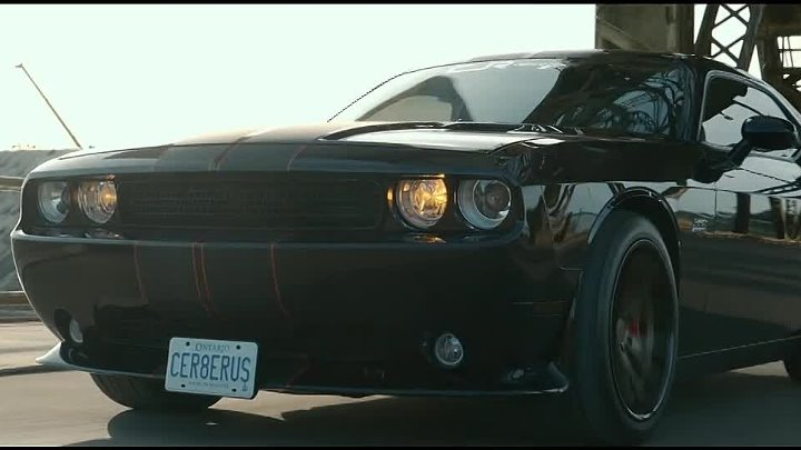 Dodge Challenger SRT392 – Коробка Передач™