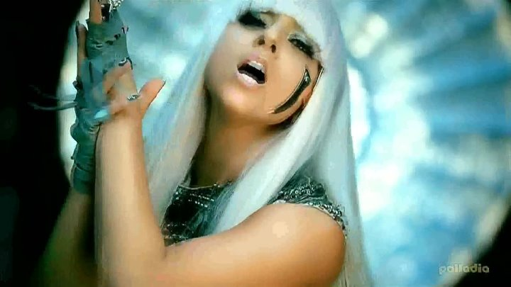 Lady Gaga ~ Poker Face (official video)
