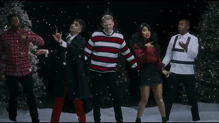 Pentatonix - Making Christmas (from 'The Nightmare Before Christmas')