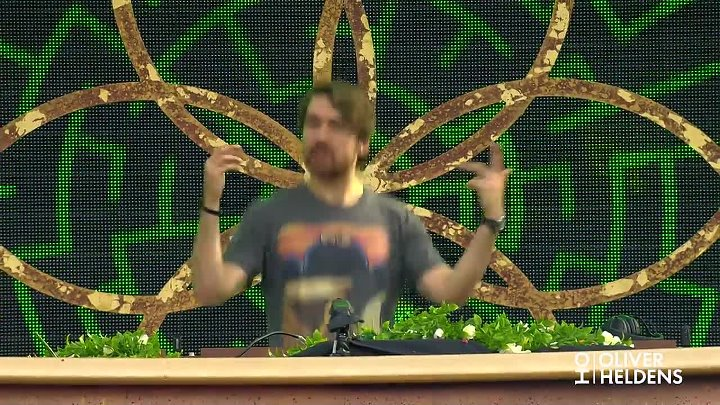 Oliver Heldens Live @ Tomorrowland 2016 by www.music24.top