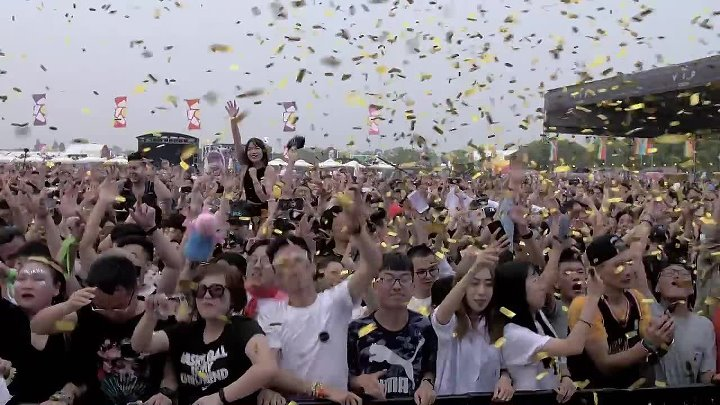 Oliver Heldens - EDC China 2018 Recap by www.music24.top